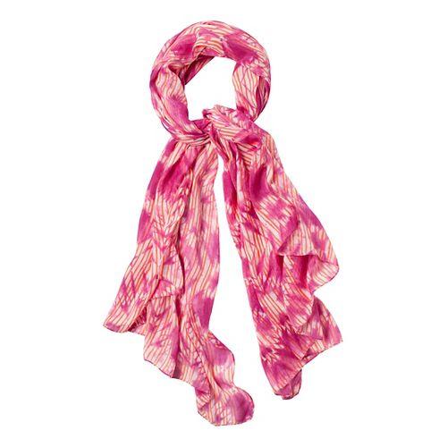 Prana Daisy Scarf Headwear - Fuchsia