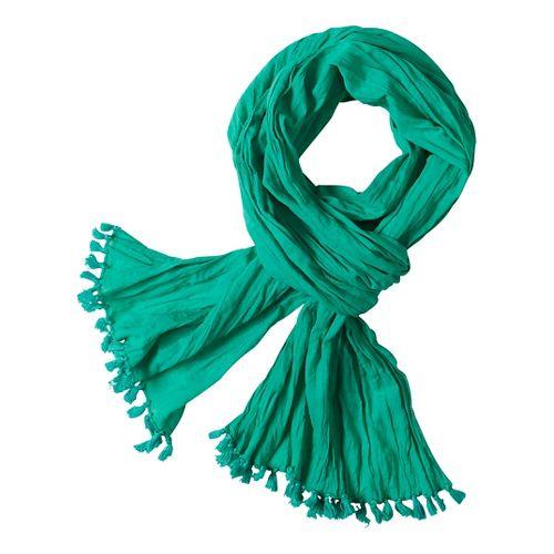 Prana Kani Scarf Headwear - Cool Green
