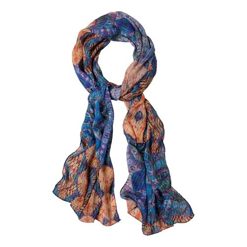 Prana Leena Scarf Headwear - Blue Jay