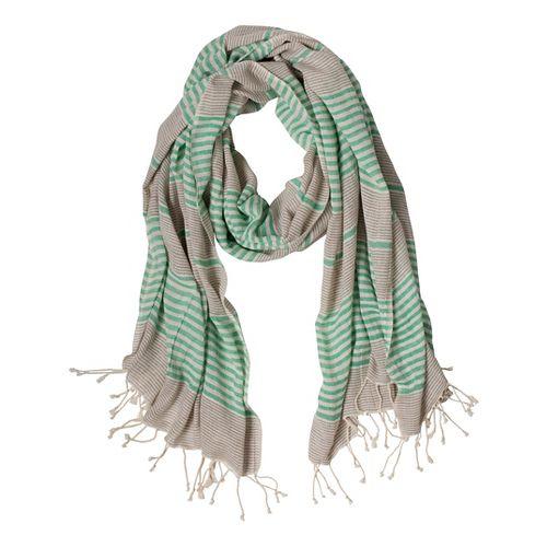 Prana Mabel Scarf Headwear - Cool Green