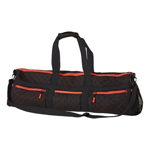 Prana Ayanna Yoga Mat Tote Bags - Charcoal