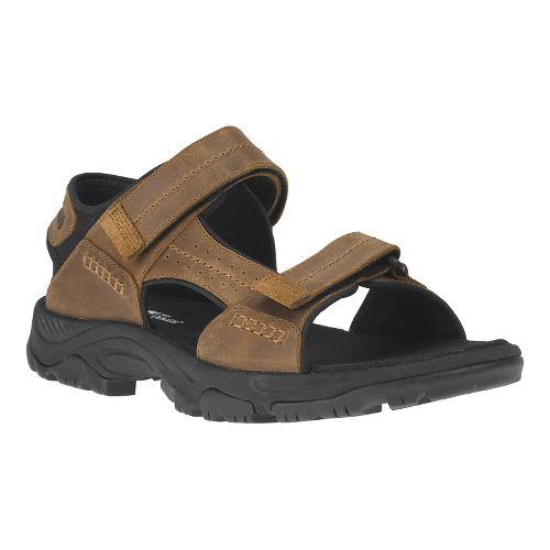 Mens Timberland EK Crawley Sandal Sandals Shoe - Brown 11