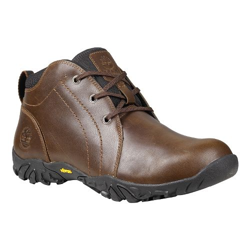 Mens Timberland EK Gorham Chukka Casual Shoe - Dark Brown 15