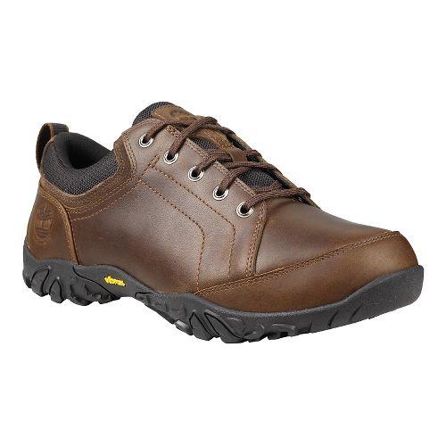 Mens Timberland EK Gorham Low Casual Shoe - Dark Brown 8.5