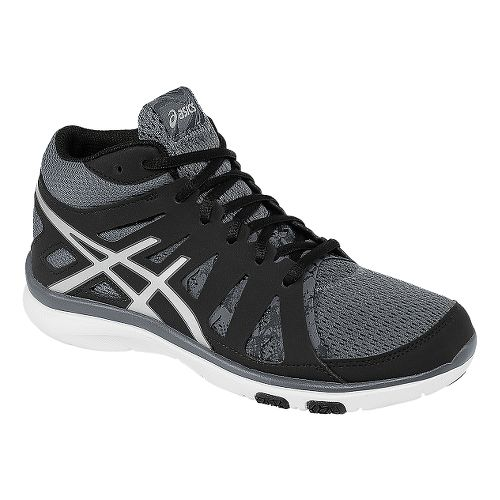 Womens ASICS GEL-Fit Tempo 2 MT Cross Training Shoe - Onyx/Silver 8.5