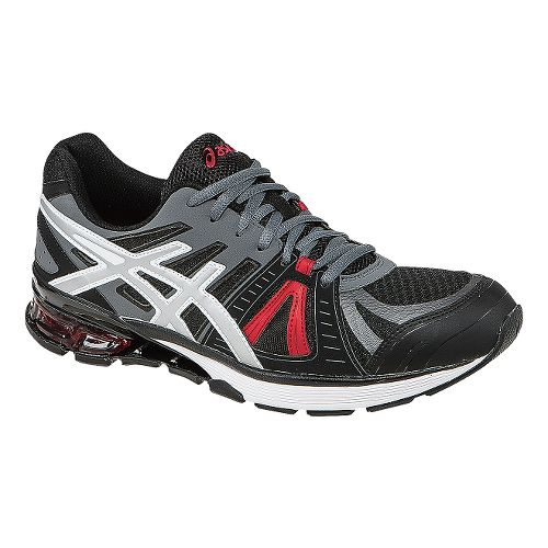 Mens ASICS GEL-Defiant 2 Cross Training Shoe - Onyx/Silver 14