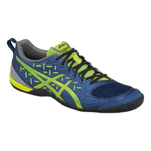 Mens ASICS GEL-Fortius 2 TR Cross Training Shoe - Indigo Blue/Lime 11.5