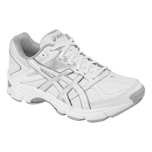 Womens ASICS GEL-190 TR Cross Training Shoe - White/Silver 12