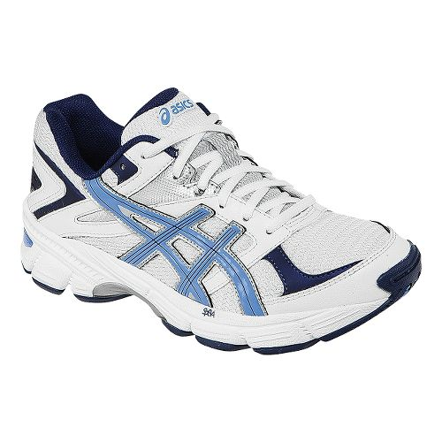 Womens ASICS GEL-190 TR Cross Training Shoe - White/Periwinkle 9.5