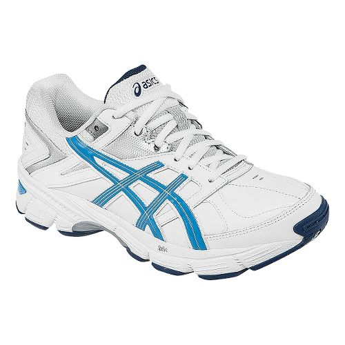 Womens ASICS GEL-190 TR Cross Training Shoe - White/Malibu 6