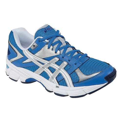 Womens ASICS GEL-190 TR Cross Training Shoe - Light Blue/White 10.5