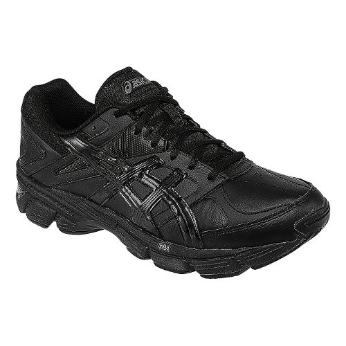 Mens ASICS GEL-190 TR Cross Training Shoe - Black/Silver 9