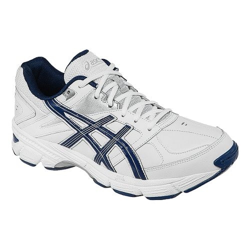 Mens ASICS GEL-190 TR Cross Training Shoe - White/Navy 10