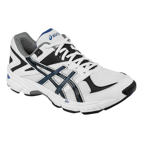 Mens ASICS GEL-190 TR Cross Training Shoe - White/Royal 7.5
