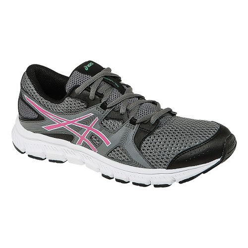 Womens ASICS GEL-Unifire TR 2 Cross Training Shoe - Charcoal/Pink 6.5