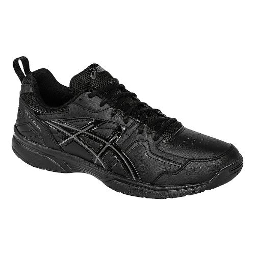 Mens ASICS GEL-Acclaim Cross Training Shoe - Black/Gun Metal 10.5