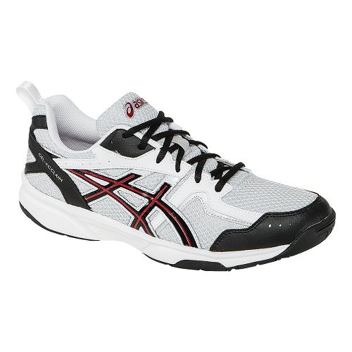 Mens ASICS GEL-Acclaim Cross Training Shoe - White/Red 11.5