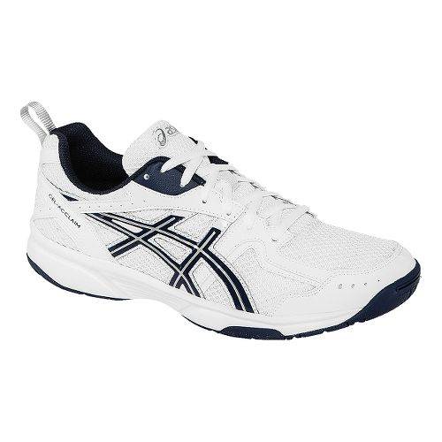 Mens ASICS GEL-Acclaim Cross Training Shoe - White/Snow 10.5