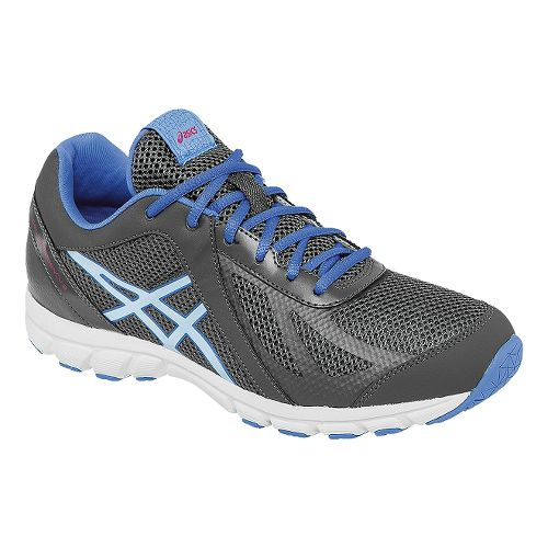 Womens ASICS GEL-Frequency 3 Walking Shoe - Charcoal/Marina 8.5
