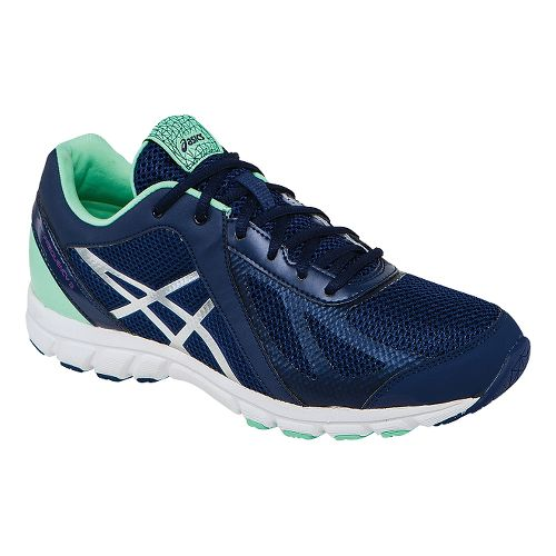Womens ASICS GEL-Frequency 3 Walking Shoe - Navy/Bermuda 10.5