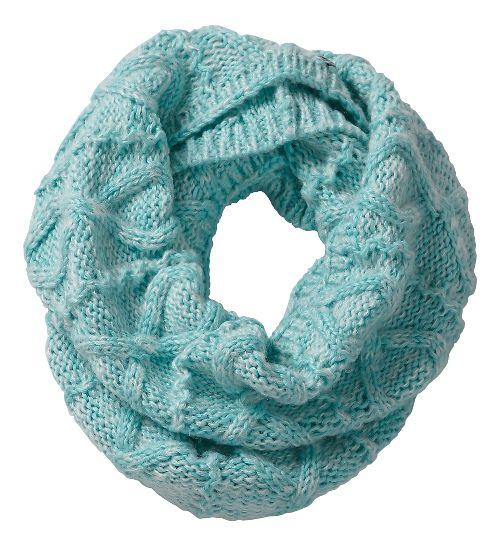 Road Runner Sports Rockin-Knit Infinity Scarf Headwear - Aruba Blue