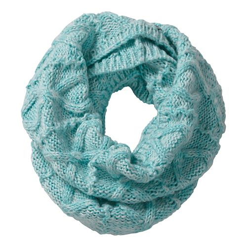 Road Runner Sports Rockin-Knit Infinity Scarf Headwear - Aruba Blue