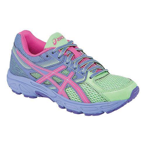 Kids ASICS GEL-Contend 3 GS Running Shoe - Pistachio/Lavender 4.5