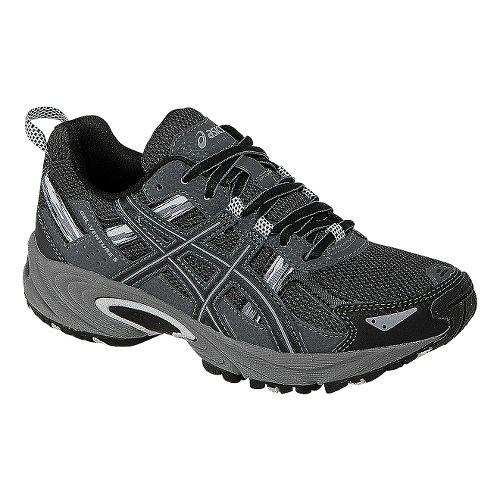 Kids ASICS GEL-Venture 5 GS Running Shoe - Black/Onyx 1.5Y