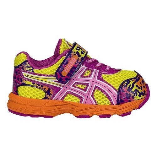 Kids ASICS Turbo Running Shoe - Sun/Berry 8C