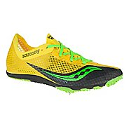 Mens Saucony Endorphin Track and Field Shoe