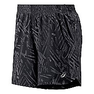 "Womens ASICS Woven Short 5.5"" Unlined Shorts"
