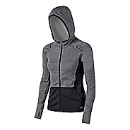 Womens ASICS Fit-Sana Zip Warm Up Hooded Jackets
