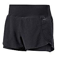 Womens ASICS Fit-Sana 2 in 1 Shorts