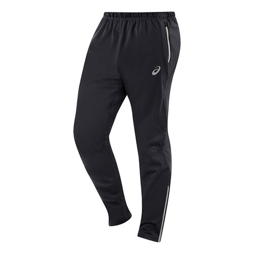 Mens ASICS Wind Carrot Full Length Pants - Performance Black S