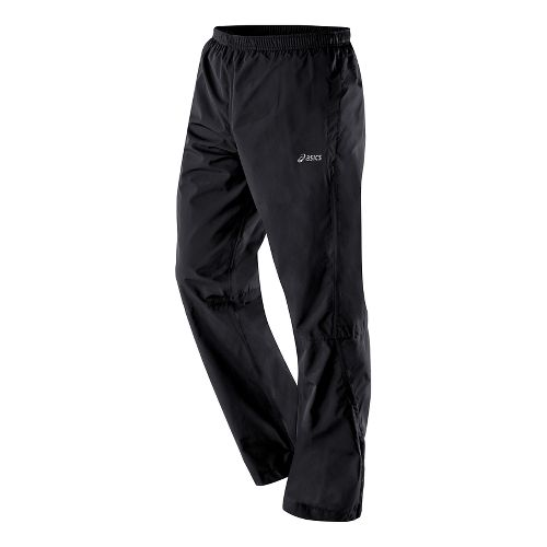 Mens ASICS Storm Shelter Full Length Pants - Performance Black XL