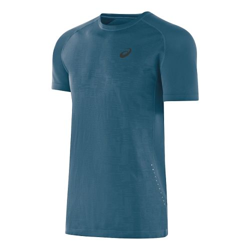 Men's ASICS�Short Sleeve Seamless Top