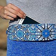 Womens Bandi Print Classic Pocket Belt Fitness Equipment