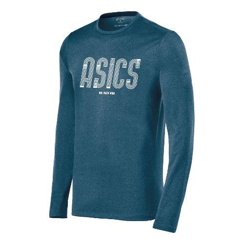 Men's ASICS�One Track Mind Long Sleeve