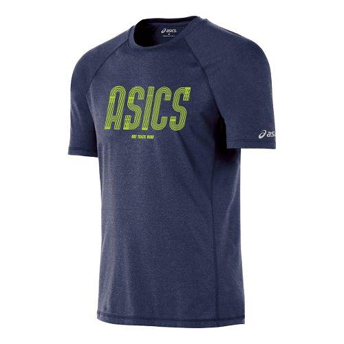 Men's ASICS�One Track Mind Short Sleeve