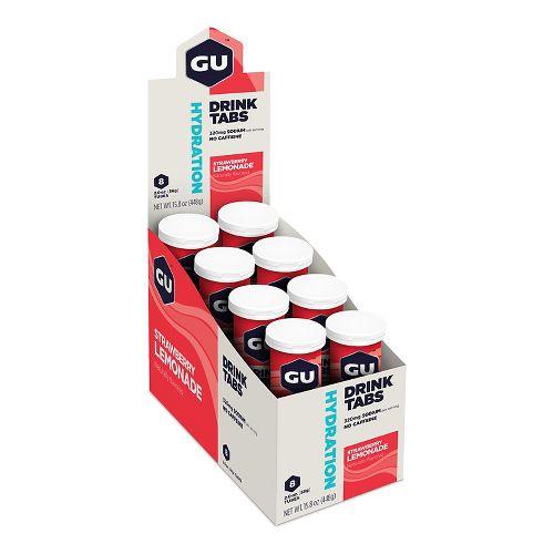 GU Hydration Drink Tabs 8 pack Gels - null