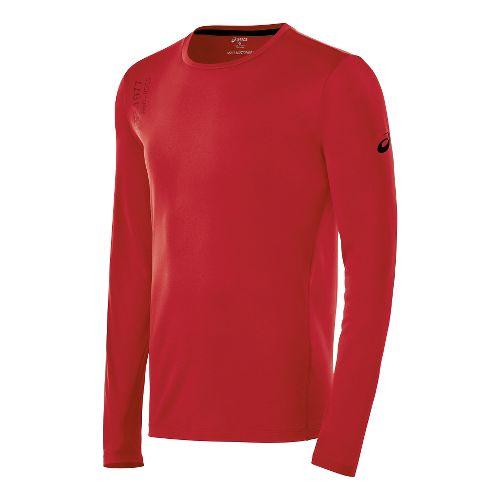 Men's ASICS�Long Sleeve Graphic Top