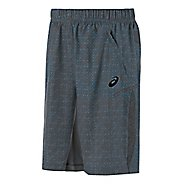 "Mens ASICS Graphic 11"" Unlined Shorts"