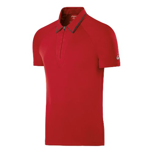 Men's ASICS�Athlete Short Sleeve Polo