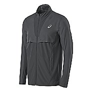 Mens ASICS Athlete Jacket Lightweight Technical Tops