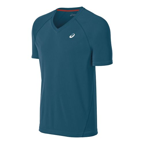 Men's ASICS�Club V-Neck Tee