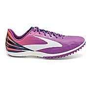 Womens Brooks Mach 17 Spikeless Track and Field Shoe