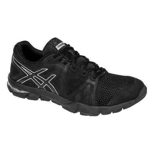 Mens ASICS GEL-Craze TR 3 Cross Training Shoe - Black/Grey 9.5