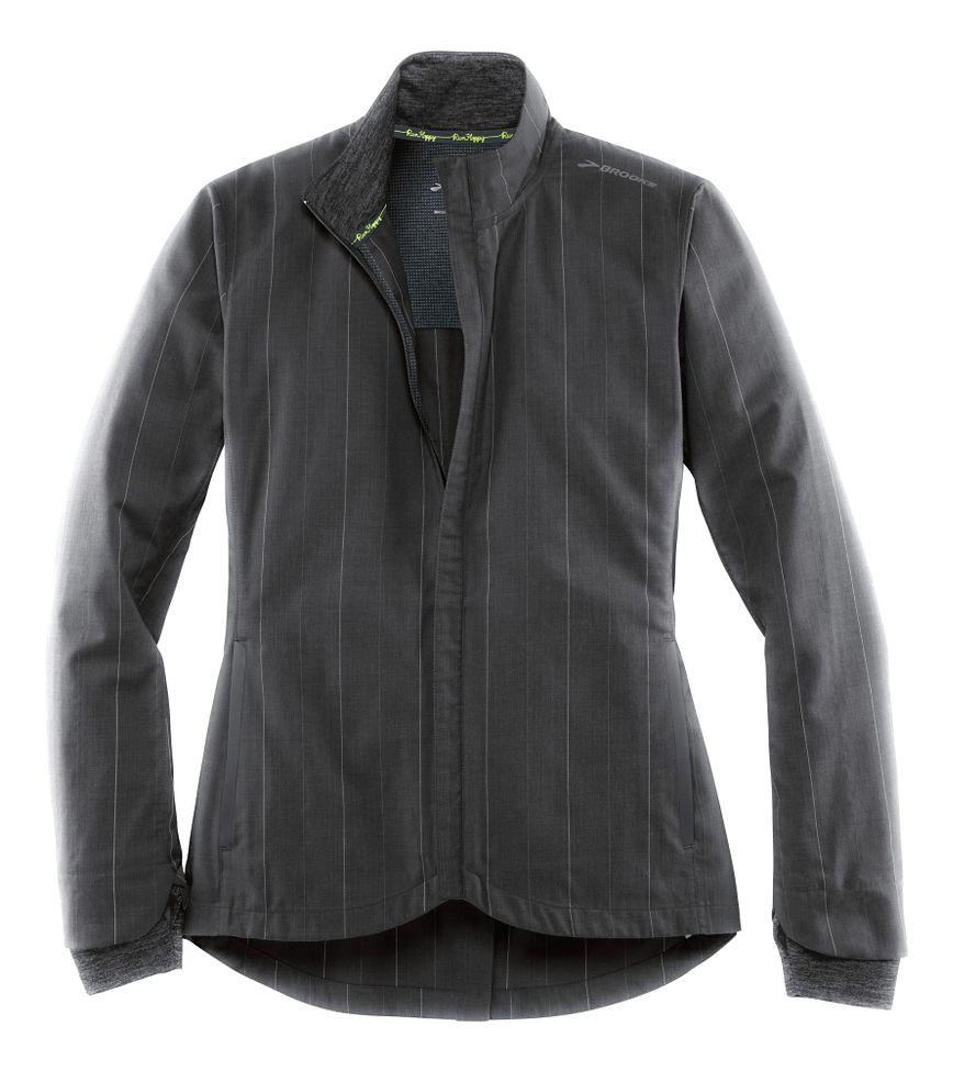 Brooks Bolt Warm Up Hooded Jacket