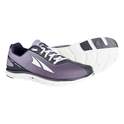 Mens Altra One 2.5 Running Shoe - Black 8