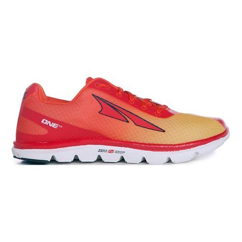 Mens Altra One 2.5 Running Shoe - Orange Fade 9